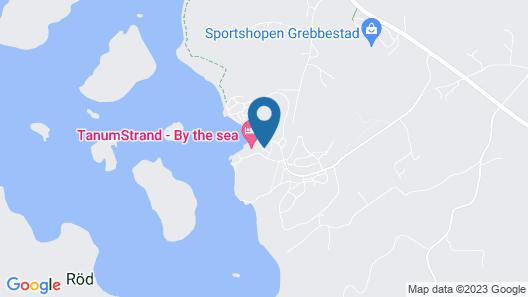 TanumStrand Map
