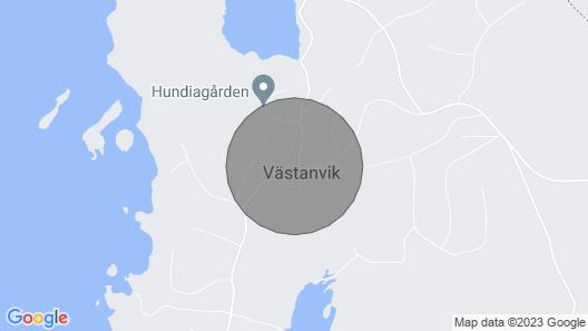 Vacation Home Västanvik Snickarhagen in Västanvik - 5 Persons, 3 Bedrooms Map