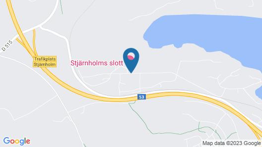 Stjärnholms slott Map