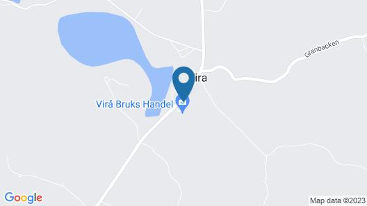 Virå Bruk Map