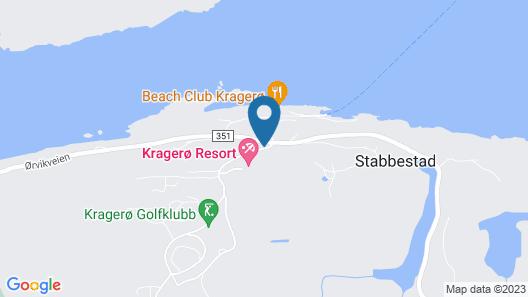 Kragerø Resort Map