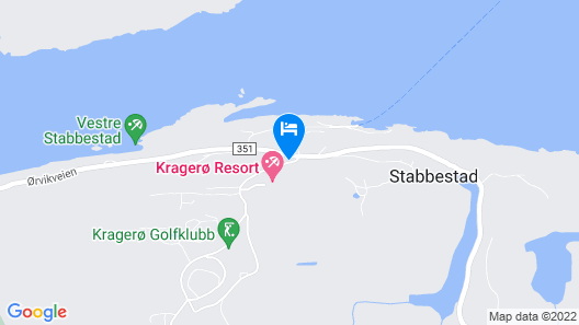 Kragerø Resort Map