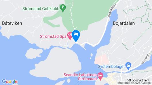Strömstad Spa & Resort, An Ascend Member Map