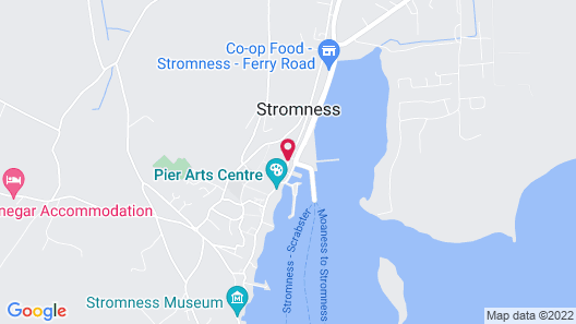 Ferry Inn Stromness Map