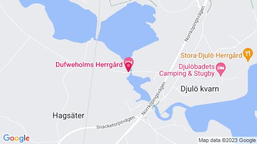 Dufweholms Herrgård Map