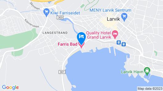 Farris Bad Map