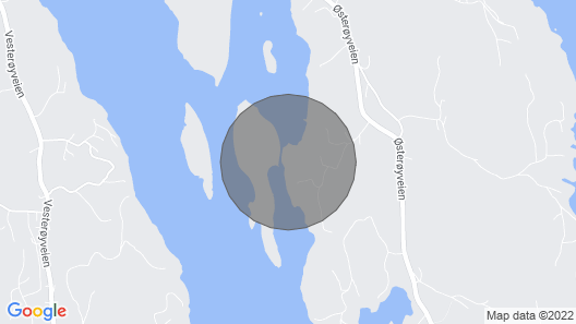 5 Bedroom Accommodation in Sandefjord Map