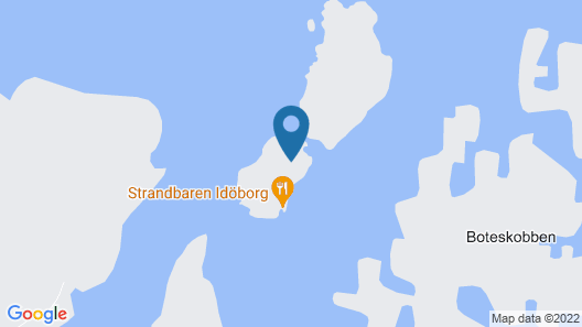 Idöborgs Stuguthyrning Map