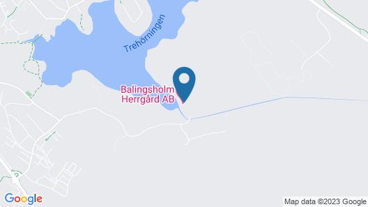 Balingsholm Herrgård Map