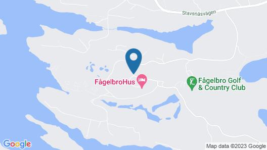 FågelbroHus Map