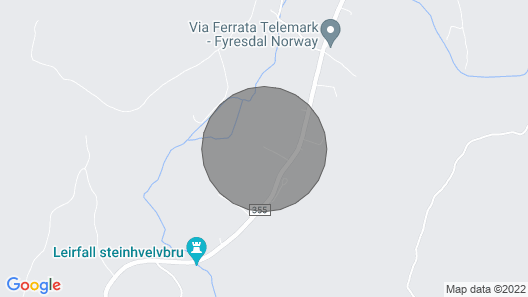 3 bedroom accommodation in Fyresdal Map