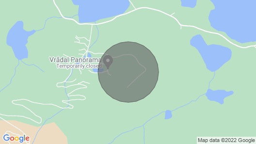 7 Person Holiday Home in Vrådal Map