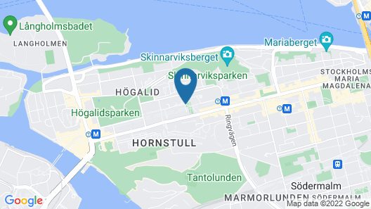 Hellstens Malmgård Map