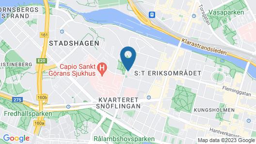 Niro Hotel Apartments Map