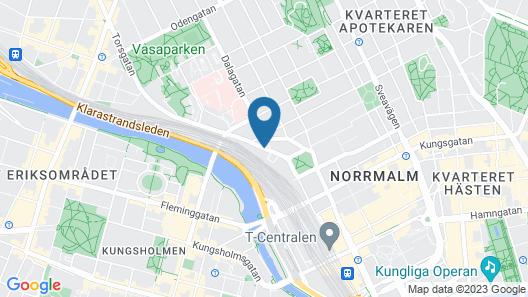 Generator Stockholm Map