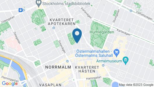 Forenom Apartments Stockholm Johannesgatan Map