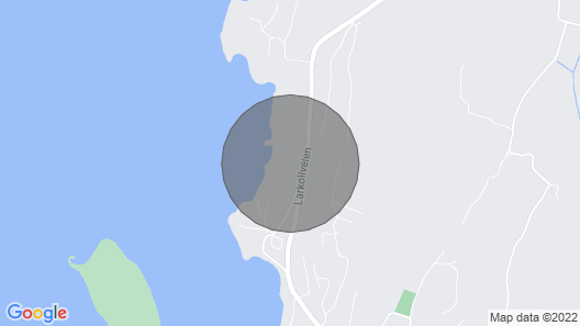 Helårshytte i Larkollen Map