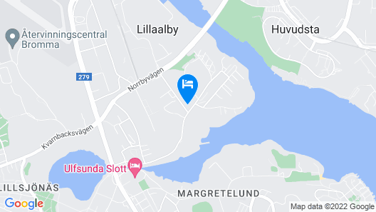 Forenom Aparthotel Stockholm Bromma Map