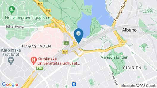 Stallmästaregården Hotel Map