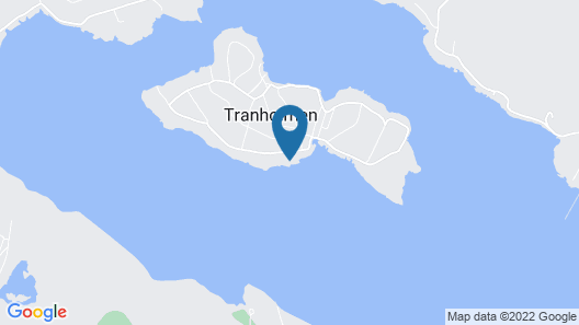 Unique de-stressing villas by the sea Map