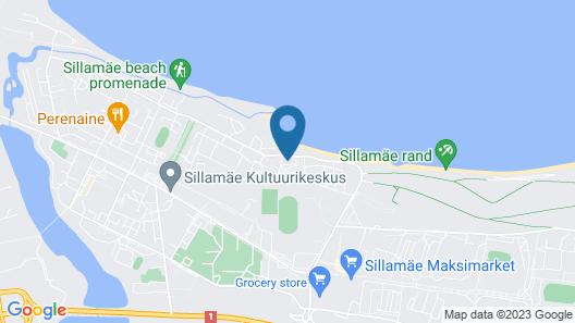 KEVERON Ranna. 35-34 Map