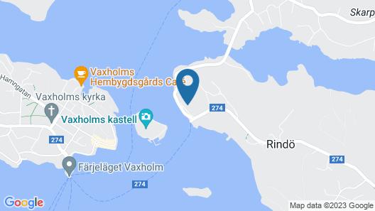 Sjövillan Map