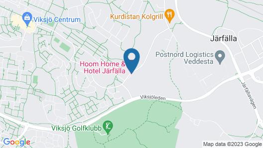 Hoom Home & Hotel Map