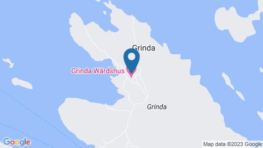Grinda Wärdshus Map