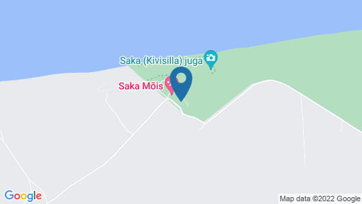 Saka Cliff Hotel & SPA Map
