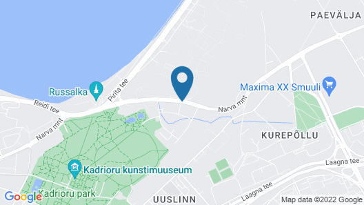 Oru Hub Hotel Map