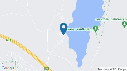 Lejondals Slott Map