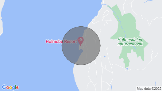 2 Bedroom Accommodation in Holmsbu Map
