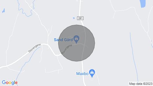 1 Bedroom Accommodation in Kana Map