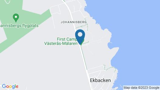 First Camp Västerås Mälaren Map
