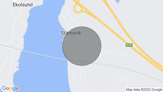 6 Person Holiday Home in Bålstad Map