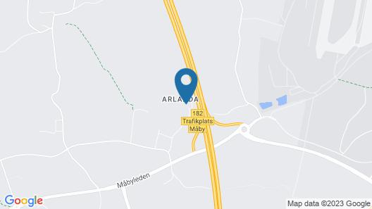 Good Morning Arlanda Map
