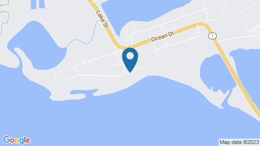 Ocean House Inn & Condos Map