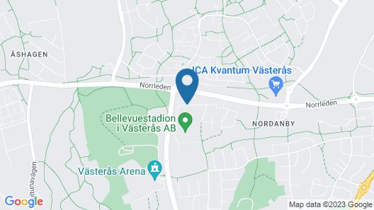 Good Morning Vasteras Map