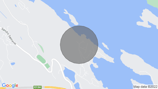6 Bedroom Accommodation in Sætre Map