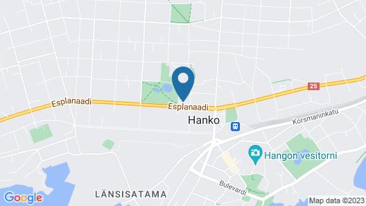 Folkiacenter Gästhem Map