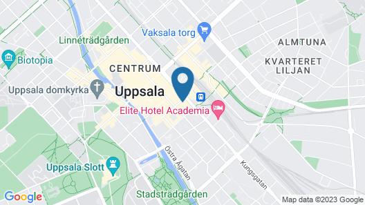 Hotell Centralstation Map