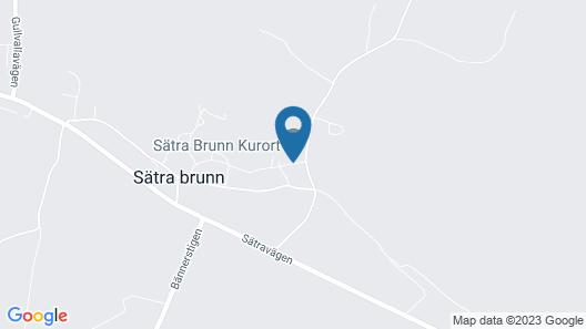 Sätra Brunn Hälsobrunn Map