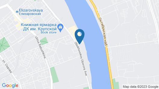 Hostel Gostevoi dom Map
