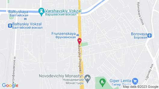 Apart-hotel Vertical Map