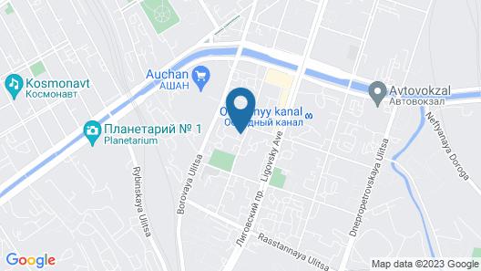 Aleksander Platz Map