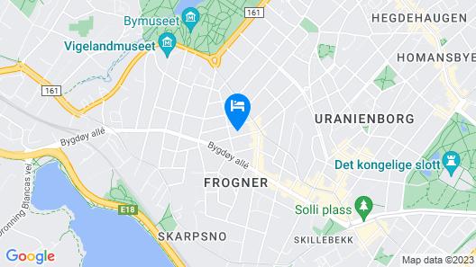 Apt. Elisenberg Map