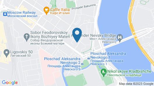 Semeiniy ochag Map