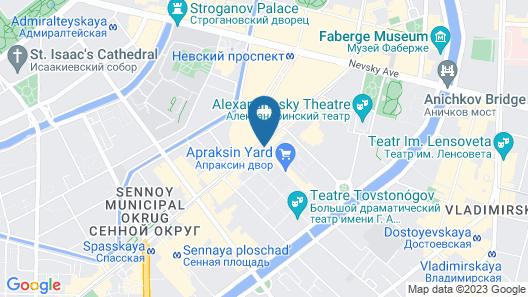 Lokaland Map