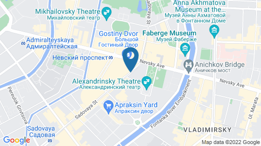 Majestic Boutique Hotel DeLuxe Map
