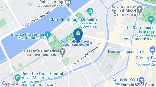 Prestige Center Map